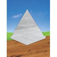 Pirâmide em Acrílico