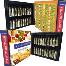 Kit/Estojos Nutricionais